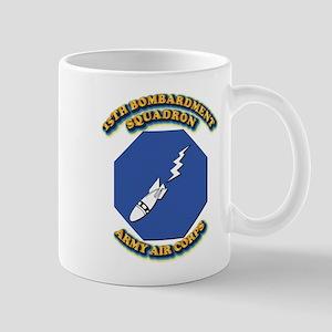 Army Air Corps - 15th Bombardment Squadron Mug