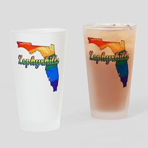 Zephyrhills, Florida, Gay Pride, Drinking Glass
