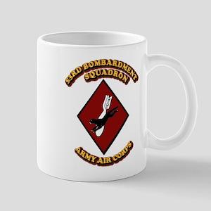 Army - Air - Corps - 53rd Bombardment Squadron Mug