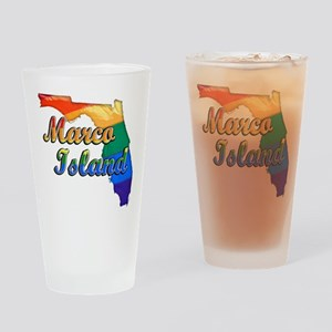 Marco Island, Florida, Gay Pride, Drinking Glass