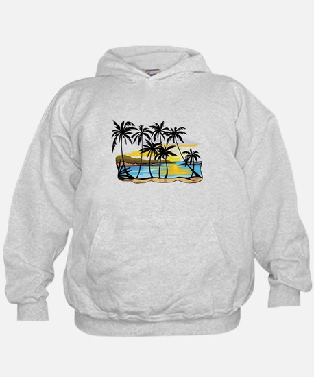 Beautiful Beach Hoodie