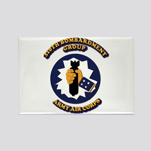 Army - Air - Corps - 310th Bombardment Group Recta