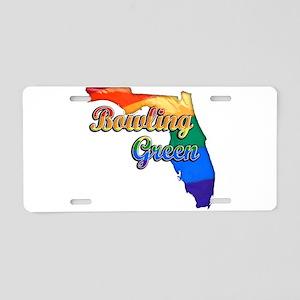 Bowling Green, Florida, Gay Pride, Aluminum Licens