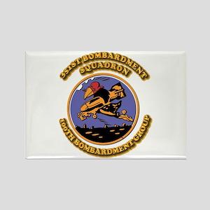 Army - Air - Corps - 351st BS - 100th BG Rectangle
