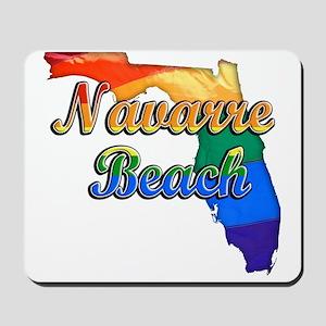 Navarre Beach, Florida, Gay Pride, Mousepad