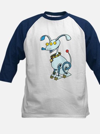 Buy Me A Robo Pup Kids Baseball Jersey