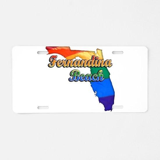 Fernandina Beach, Florida, Gay Pride, Aluminum Lic