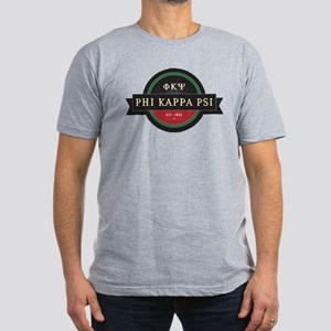 Phi Kappa Psi Fraterni Men's Fitted T-Shirt (dark)