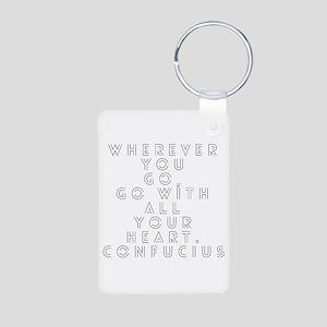 Confucius Keychains