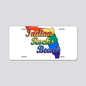 Indian Rocks Beach, Florida, Pride, Aluminum Licen