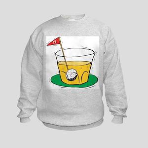 19th Hole Kids Sweatshirt