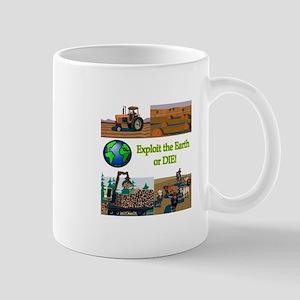 Exploit Mug
