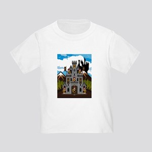 Medieval Knights & Castle Toddler T-Shirt