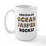 Ocean Jasper Large Mug