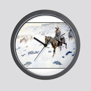 Best Seller Wild West Wall Clock