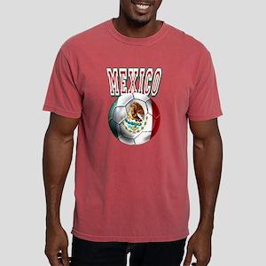 Futbol Mexicano Mens Comfort Colors Shirt