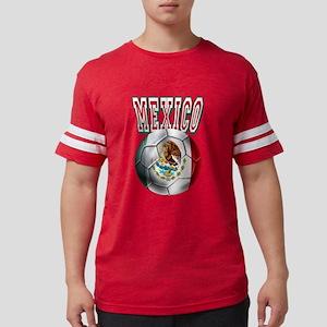 Futbol Mexicano Mens Football Shirt