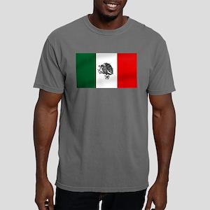 Mexican Soccer Flag Mens Comfort Colors® Shirt