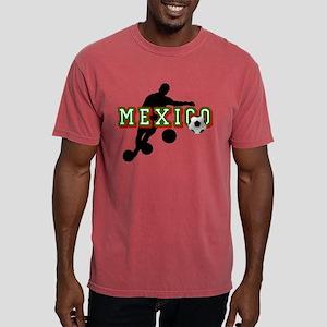 Mexican Soccer Player Mens Comfort Colors® Shirt