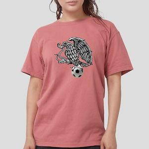 Mexican Football Eagl Womens Comfort Colors® Shirt