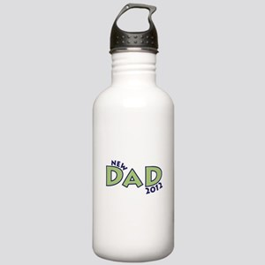 New Dad 2012 Stainless Water Bottle 1.0L