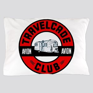 Avion Travelcade Club Roundel Pillow Case