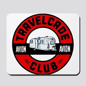 Avion Travelcade Club Roundel Mousepad