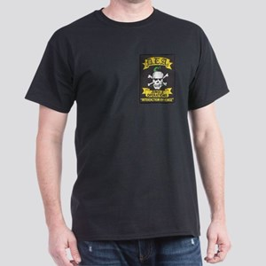 DEA Jungle Ops Black T-Shirt