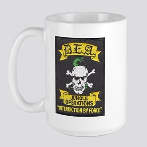 DEA Jungle Ops Large Mug