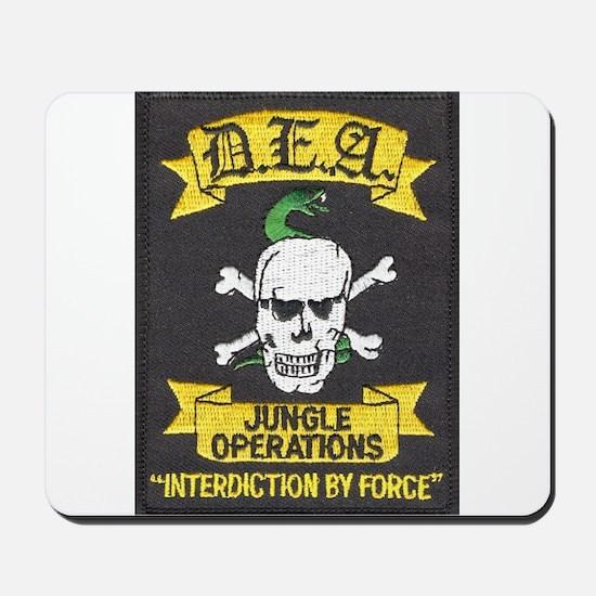 DEA Jungle Ops Mousepad