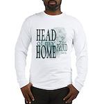 Head of my Home (Green) Long Sleeve T-Shirt