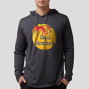Bad Hombre Mens Hooded Shirt