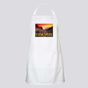 Yosemite National Park BBQ Apron