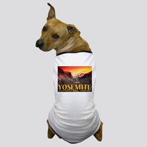 Yosemite National Park Dog T-Shirt