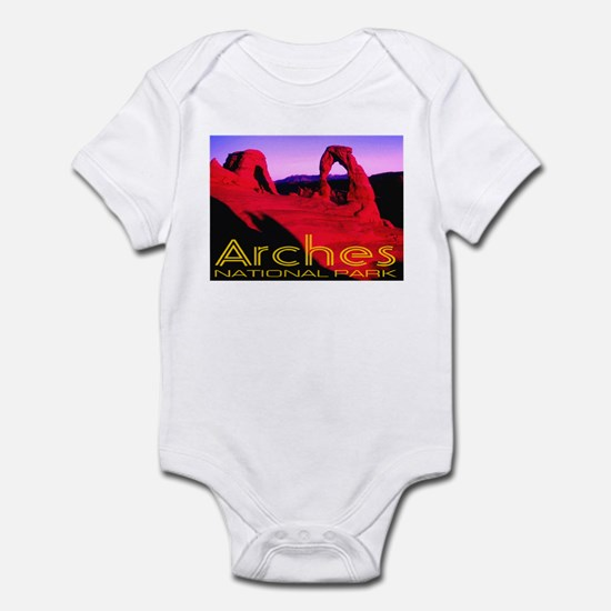 Arches National Park Infant Creeper