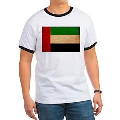 United Arab Emirates Flag T