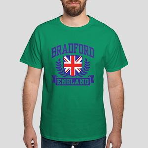 Bradford England Dark T-Shirt