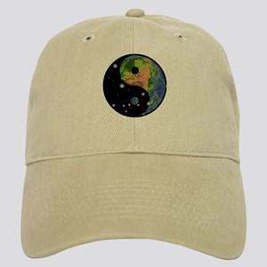 Yin Yang Earth Space Cap
