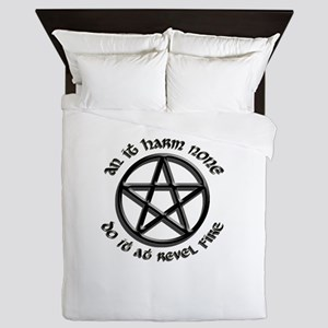 Do It at Revel Fire Queen Duvet