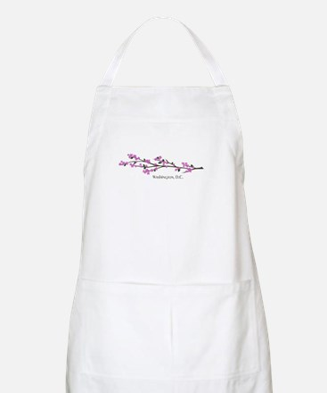 Washington, DC Cherry Blossom Apron