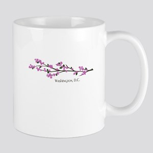 Washington, DC Cherry Blossom Mug