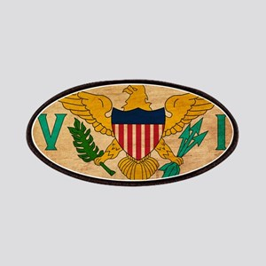 Virgin Islands Flag Patches