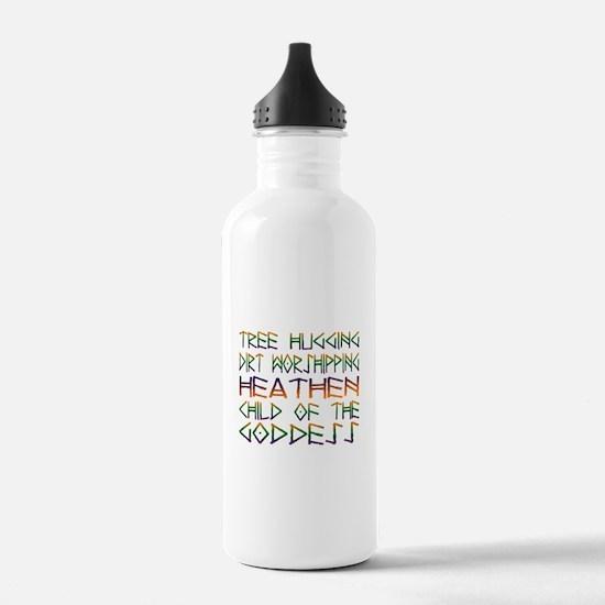 Tree Hugging Water Bottle