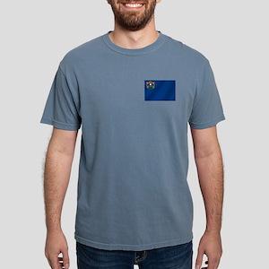 Flag of Nevada Mens Comfort Colors Shirt