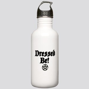 Dressed Be Stainless Water Bottle 1.0L