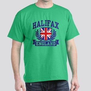 Halifax England Dark T-Shirt