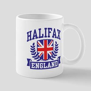 Halifax England Mug