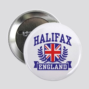 "Halifax England 2.25"" Button"