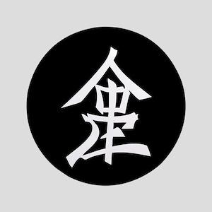 Lambda Phi Epsilon Logo Button