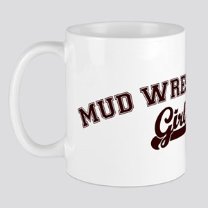 Mud Wrestling girl Mug